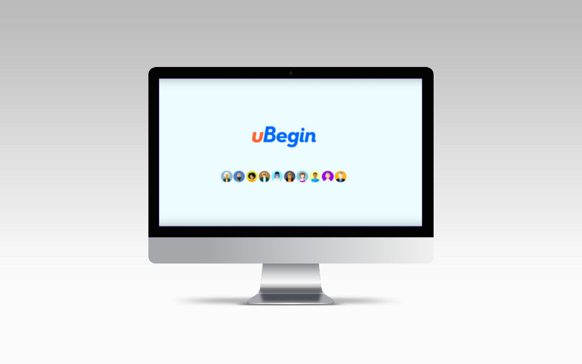 uBegin is a social network for good